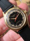 1940s Dugena Gold Plated Mens Watch 33mm Cal. Osco 52