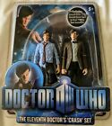 Doctor Who 11th Doctor Matt Smith 11th Hour Crash set MOC 1st issue