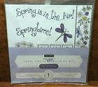 CLOSE TO MY HEART 7005A SPRING Level One Scrapbooking Kit 12 x 12