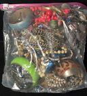4LBS ALL WEARABLE NO JUNK Unsearched Jewelry Vintage Modern Big Lot FULL POUNDS