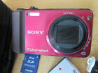 Sony Cyber-shot DSC-HX7V 16.2MP Digital Camera - Red