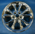 Chrysler 300M LHS 1999 2001 Used OEM Wheel 17x7 Rim 17 CHROME