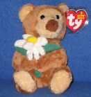 TY BLOOMFIELD the BEAR BEANIE BABY - MINT with MINT TAGS