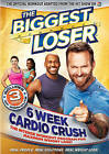 THE BIGGEST LOSER 6 WEEK CARDIO CRUSH DVD WORKOUT BOB HARPER