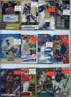 PREMIUM 1,000 CARD PATCH AUTO JERSEY INSERT #'D SPORTS CARD COLLECTION LOT $$