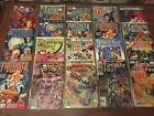 GRAB BAG LOT of 19 FANTASTIC FOUR comic books by MARVEL BRONZE TO MODERN 103