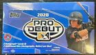 2020 TOPPS PRO DEBUT BASEBALL FACTORY SEALED HOBBY BOX NEW