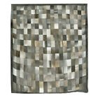 Home Decor Cowhide Hair On Leather Patchwork Area Rugs Carpet U R127
