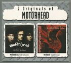 MOTORHEAD - Overnight Sensation / Snake Bite Love [2001 / 2CD-SET] !! SEALED !!