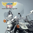National Cycle 1988-1991 Suzuki VS750GL Intruder Plexistar 2 Windshield Fairing