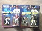 1999 Special Edition Starting Lineups Mark McGuire / Sammy Sosa Record Breakers