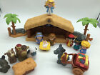 Little People Nativity Set Fisher Price Christmas Story Full Set Sound Works