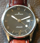 Jacques Lemans Swiss Automatic Watch with Domed Sapphire Crystal