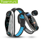 Newest AI Watch With Bluetooth Earphone Heart Rate Monitor Smart Wristband