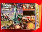 Hotwheels Road Wars Liberty Base Playset 1995 Used with All Parts Included