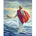5D DIY Jesus Full Drill Diamond Painting Embroidery Kits Wall Decor Art Mural