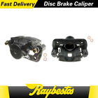 Front Kit Left  Right Brake Calipers with Bracket For 1991 1998 Suzuki Sidekick