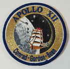 Apollo XII Conrad Gordon Bean Mission Crew Patch Hallmarked LION Brothers NASA