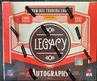 2020 PANINI LEGACY FOOTBALL FACTORY SEALED HOBBY BOX NEW