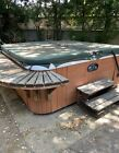 Hot Tub Jacuzzi Used Working Properly Size 90 100 Need To Sell Fast