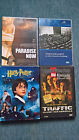 4 DVDs Paradise Now / Unser Parlament / Harry Potter/ Traffic