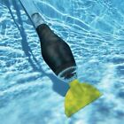 Swimming Pool Vacuum Cleaner 500GPH Suction Side Vac Above Ground Cleaning Tool