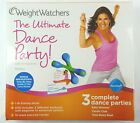 Weight Watchers The Ultimate Dance Party New Sealed DVD Exercise Kit 2013
