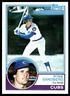 Ryne Sandberg Cards, Rookie Cards and Autographed Memorabilia Guide 14