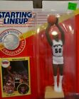 1991 Starting Lineup David Robinson ACTION FIGURE, CARD and COLLECTOR COIN