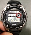 casio wave ceptor atomic watch WV-200a Good Condition!