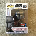 Funko Pop! The Mandalorian #330 (NYCC EXCLUSIVE) - Hard Pop Protector Included