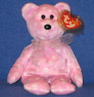 TY FIZZ the BEAR BEANIE BABY - MINT with MINT TAGS - SUMMER SHOW EXCLUSIVE