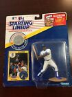 1991 Kenner Starting Lineup Baseball Bo Jackson KC with collector card and coin