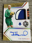 Tim Howard 2019-20 Panini Chronicles Limited Patch Auto #d 15 25 Everton USA