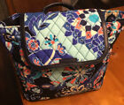BNWT Vera Bradley Fashion Backpack Lotus Flower Swirl Pattern MSRP 125