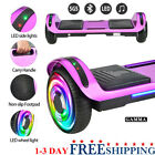 65 Kid Bluetooth Hoverboard Self Balancing Electric Scooter SGS UL Without Bag