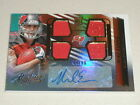 2014 Panini Absolute Autograph Auto Quad Jersey #232 Mike Evans 44 99 Rookie RC