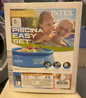 Intex 8 x 30 Easy Set Above Ground Pool No Pump Filter SHIP NOW