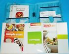 WEIGHT WATCHERS POCKET GUIDES PAMPHLETS  CASE