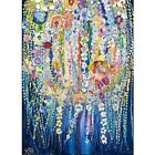 5D Full Drill Diamond Painting Abstract Weeping Willow Cross Stitch Kit Decor