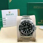 Rolex Sea Dweller Deepsea 116660 Black Dial Stainless Steel Box Papers 2017