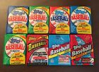 LOT OF ALL8 MLB Unopened WAX PACKS CARDS 1986 1993+TOPPS ONLY  Rookie Cards