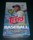 2015 TOPPS SERIES 1 FACTORY SEALED HOBBY BOX WITH 36 UNOPENED PACKS
