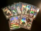 2010 Bowman Chrome Refractors Lot 12 All Different with RCs