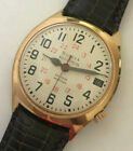 Vintage Bulova Accutron Railroad Swiss mens watch with date, cal. 2182, USA