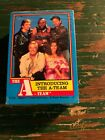 1983 Topps A-Team Trading Cards 8