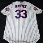 Authentic Majestic, SIZE 56 3XL NEW YORK METS MATT HARVEY, COOL BASE Jersey