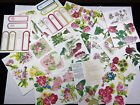 17 Sheets Anna Griffin Pocket Embellishments 72 Diecuts Card Making Scrapbooking