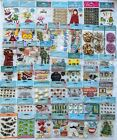 Lot of 52 Packs Scrapbooking Stickers All Jolees Many Themes No Duplicates New