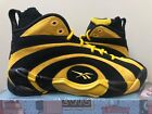 Reebok Shaqnosis Yellow Black Minions FX3343 Size 8 11 LIMITED 100 Authentic